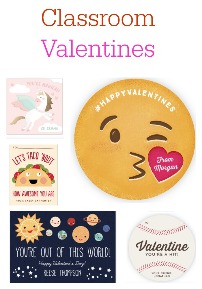 Minted Valentines