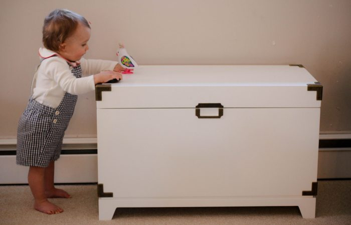 "Tips for Toy Storage & How to Best ""Hide"" Toys in Your Living Room"