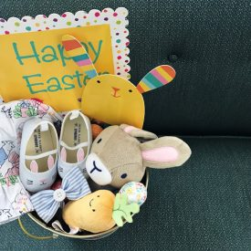 Festive Ideas for Baby's First Easter Basket