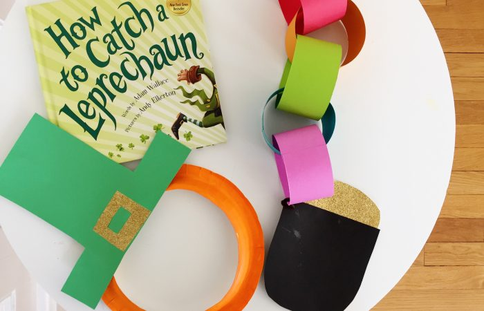 Lots of Lucky Leprechauns: Activities, Books & Fun Facts