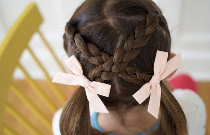 3 Very Easy Hair Styles for Girls