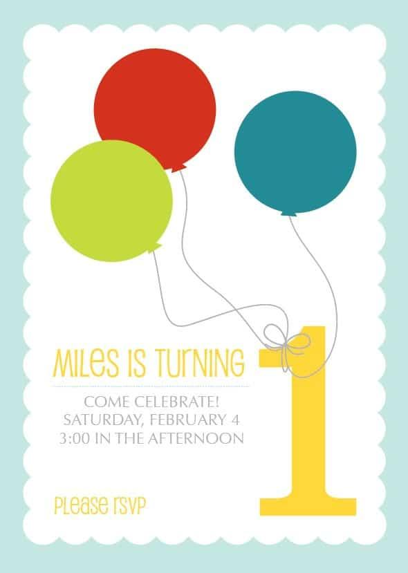 invite Miles
