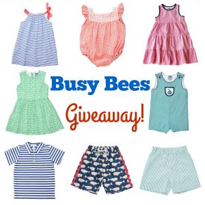 Busy Bees Square Image