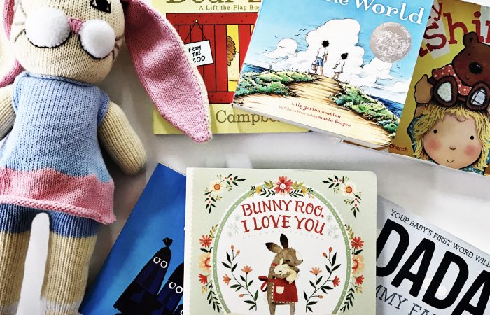 Books, Bunnies, & Baby Pajamas: 3 Gift Ideas for a New Baby