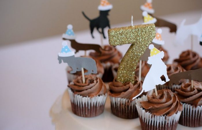 A Puppy Dog Themed Birthday Party