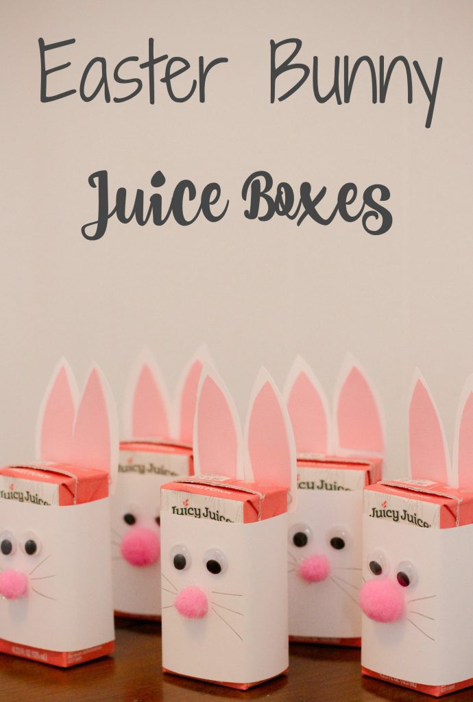 Juicy Juice Easter Bunny Juice Boxes