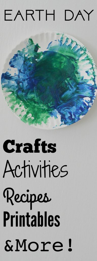 earth day crafts activities free printable