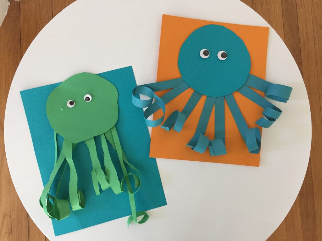 Simple Arts And Crafts For  Year Olds
