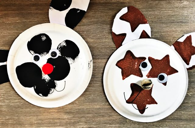 """Put your """"YAY"""" into Friday with Puppy Dog Pals (& Kids' Craft)"""