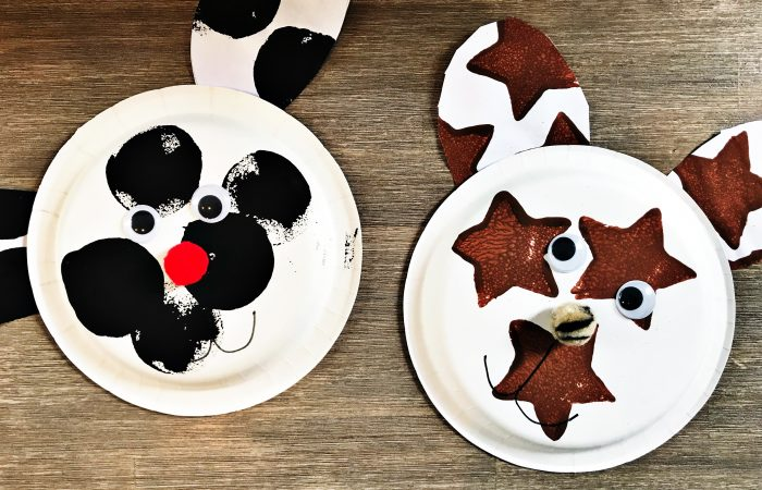"Put your ""YAY"" into Friday with Puppy Dog Pals (& Kids' Craft)"