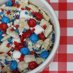 Easy Patriotic Recipe: Star Spangled Snack Mix
