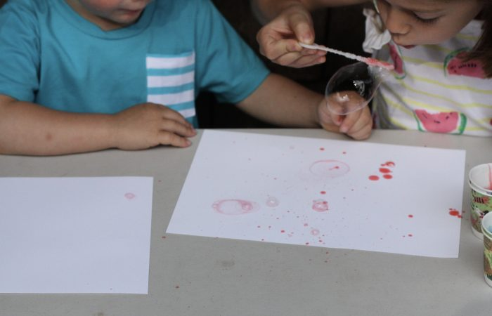 3 Fun Bubble Activities For Toddlers