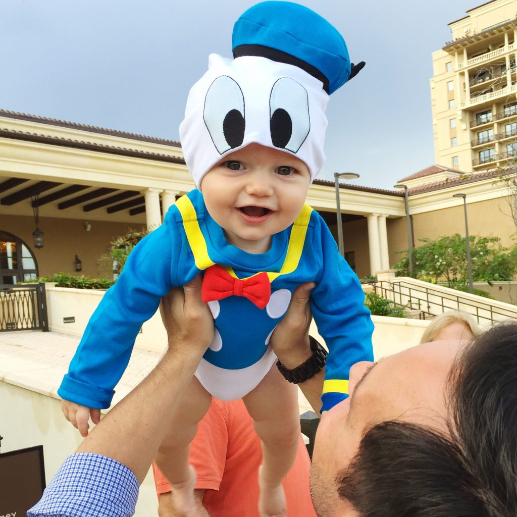 Scary Baby Girl Halloween Costumes.Mickey S Not So Scary Halloween Party Tips For Taking Toddlers And