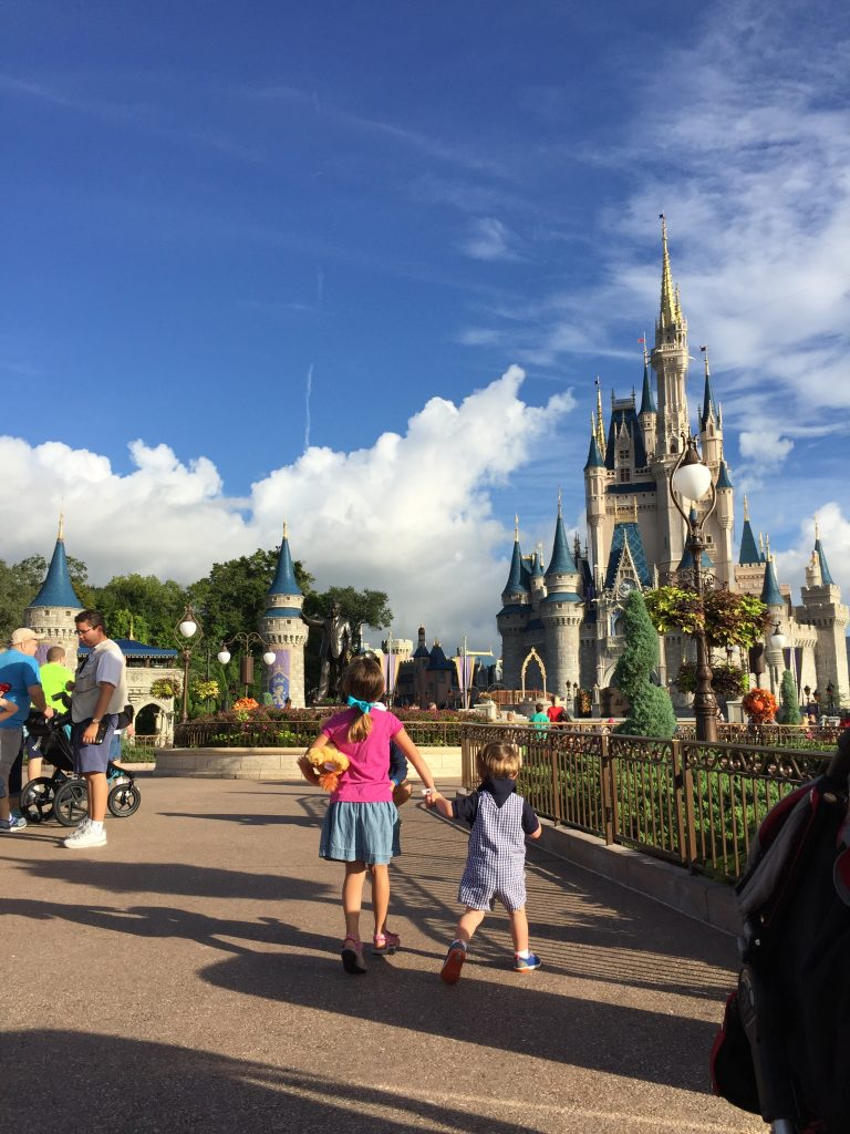Mickey's Not-So-Scary Halloween Party: Tips for Taking Toddlers and