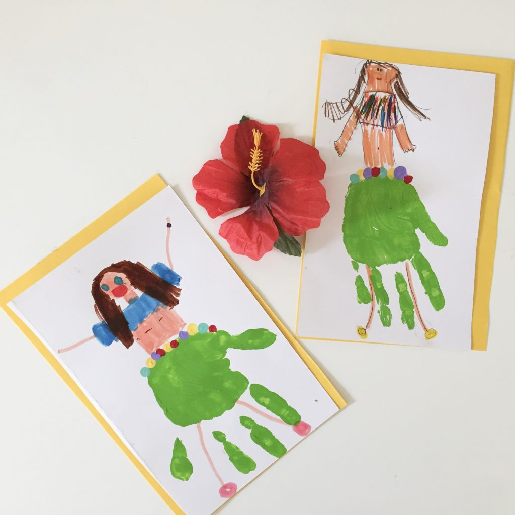 Hand Crafts For Toddlers