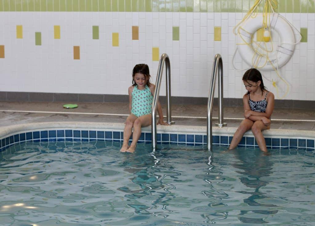Fairfield Inn Lancaster PA Hotel Pool