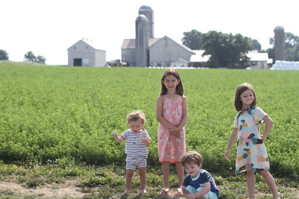 Lancaster, PA Family Visit