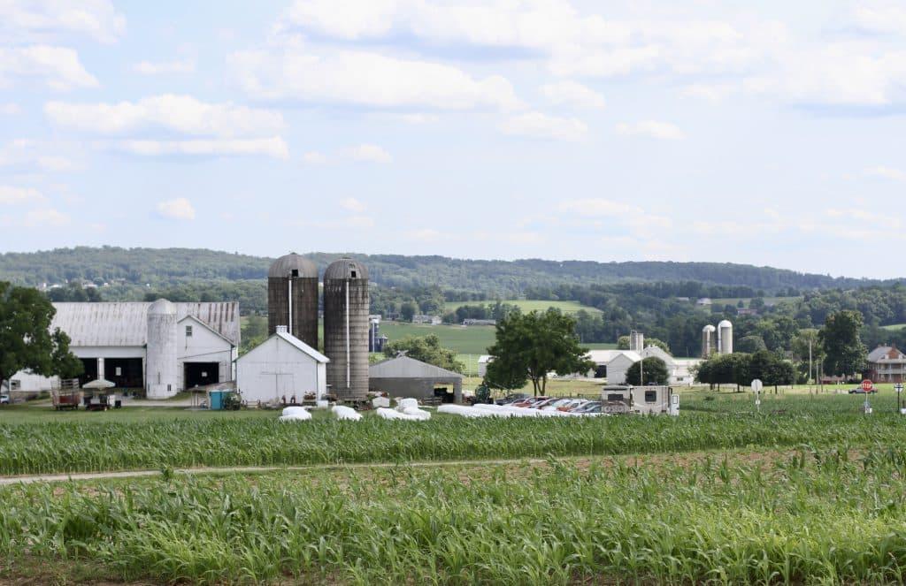 Lancaster, PA  Farm Picture