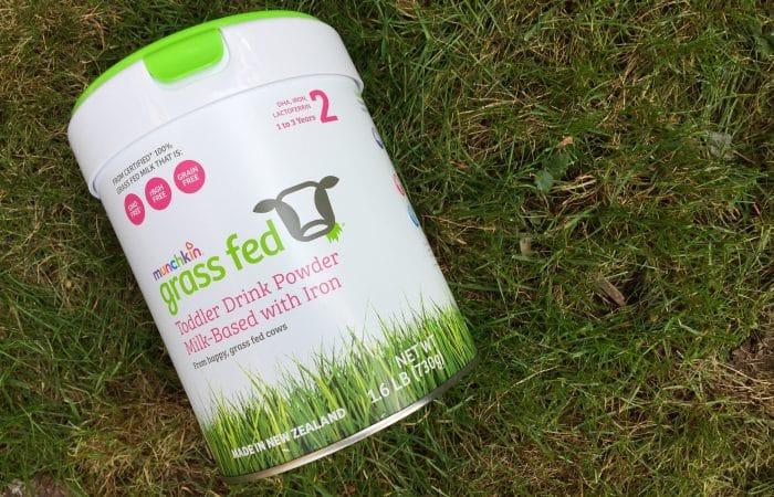 Munchkin's Grass Fed Toddler Milk Drink