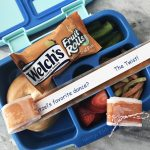 Hidden Lunchbox Notes with Welch's Fruit Rolls