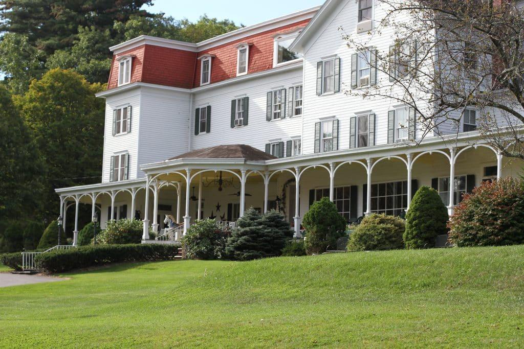 Winter Clove Inn in the Catskills