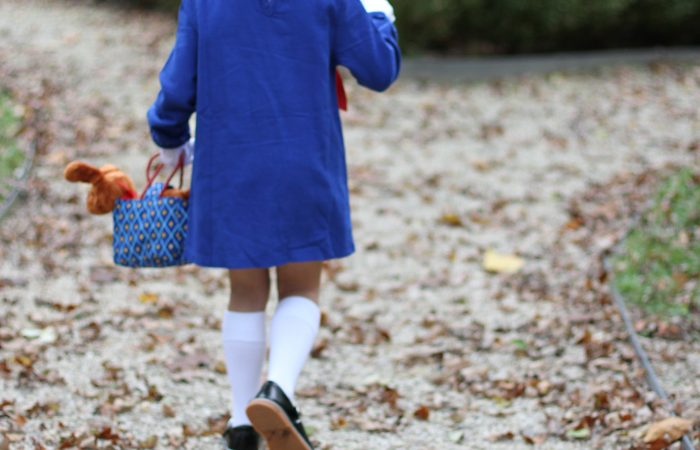 Easy DIY Madeline Costume