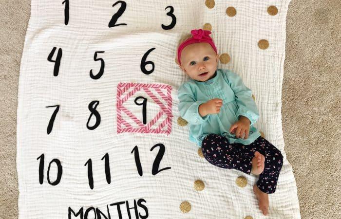 Nine Months Old:)