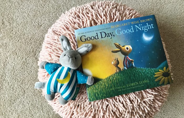 Printable Book Plate for Baby's First Library (& the Release of Good Day, Good Night)