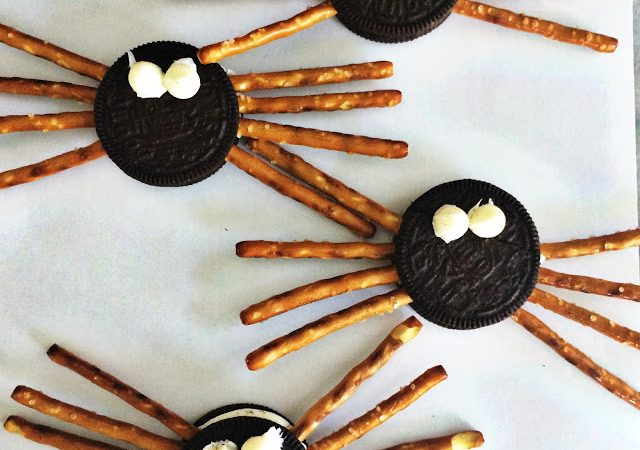 Last Minute Easy Halloween Treats