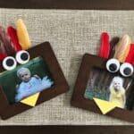 A Turkey Frame Craft