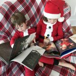 Christmas Books and Pajamas for the Family