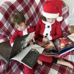 Christmas Books and Pajamas for the Family
