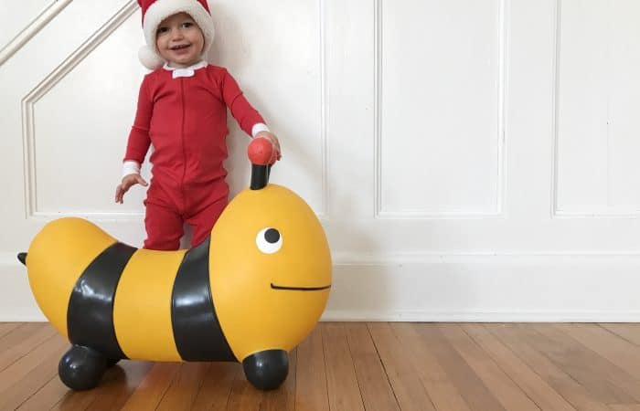 The 12 Days of Toys: Day 8, B. Toys Bouncing Bizzi