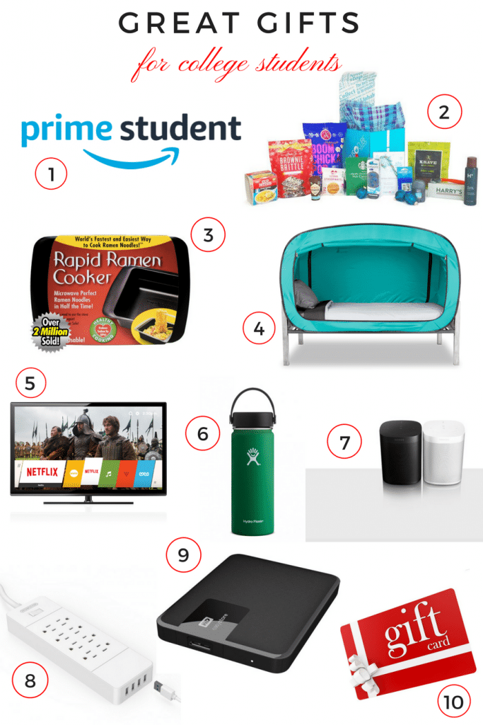 therefore when it comes to choosing great gifts for college students it helps to keep things practical - Christmas Ideas For College Students