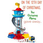 The 12 Days of Toys, Day 12: Paw Patrol My Size Lookout Tower