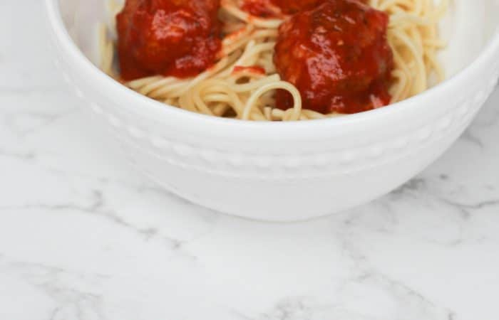 Easy Slow Cooker Turkey Meatballs