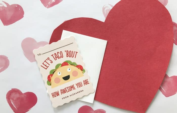 Minted Valentine's Day: Parties, Gifts & Classroom Valentines