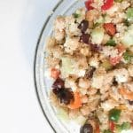 Greek Quinoa Salad: An Easy Recipe