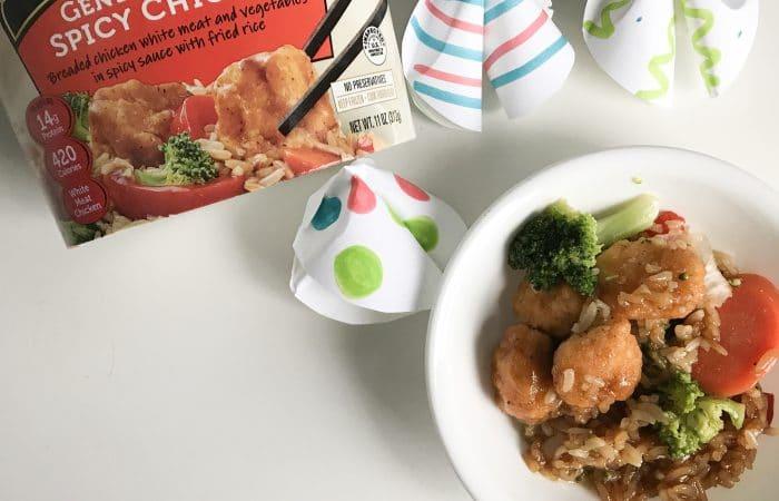 Tai Pei: A New Easy Meal Option