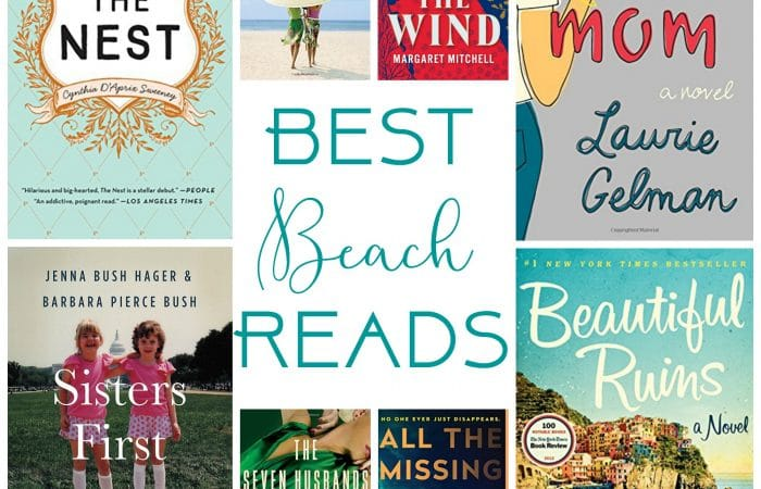 Best Beach Reads for 2018