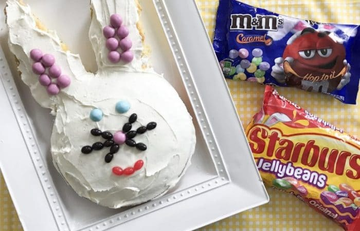 Easter Recipe: Easy Bunny Cake