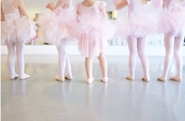 Birthday Party Theme: Ballerina Birthday Party