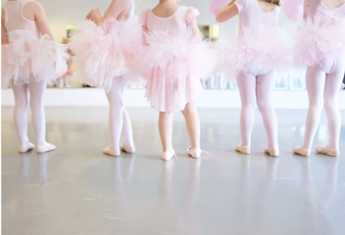 Birthday Party Theme for Kids: Ballerina Birthday Party