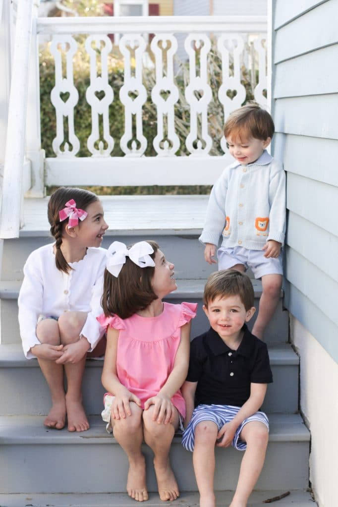 Born in the heart of thoroughbred country, bella bliss® creates unique women's and children's clothing by combining traditional styles with the demands of modern life. We source only the softest fabrics including Peruvian Pima cotton to keep your child feeling comfortable and looking smart.
