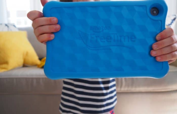 Traveling with the New Amazon Fire Kids Edition Tablet