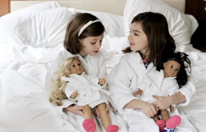 10 Reasons The American Girl Package at The Langham Hotel is the Ultimate Girls Getaway