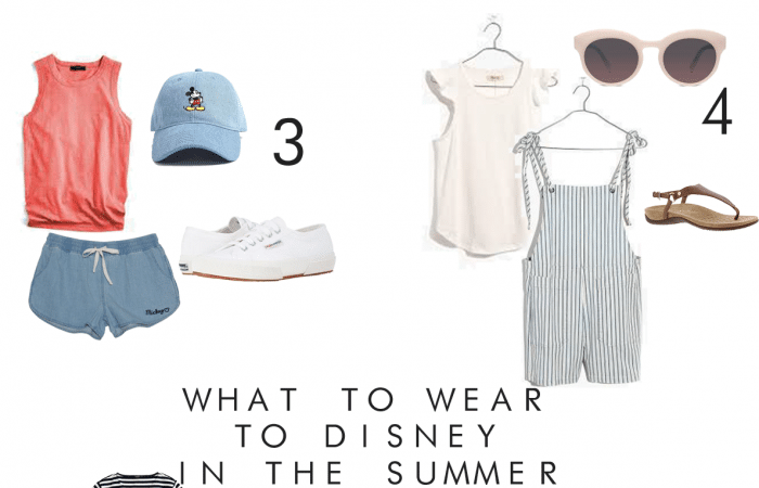 What to Wear to Disney this Summer