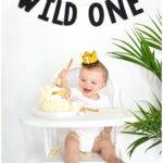 """Wild One"" 1st Birthday Theme & How to Throw a Low Key Family Party"