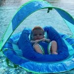 The SwimWays Infant Baby Spring Float