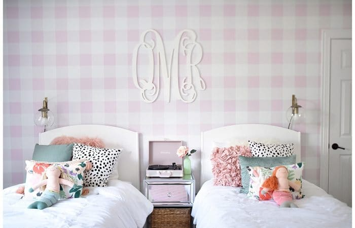 Kids Bedroom Ideas: A Big Girl Room Reveal